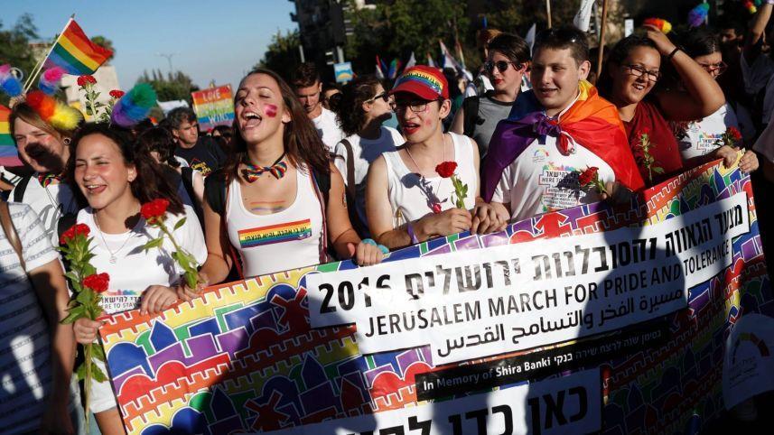 La police autorise des manifestations anti-gay pendant la Gay Pride de Jérusalem