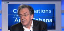 """""""Les Juifs ont toute leur place en France"""" (A. Finkielkraut à i24NEWS)"""