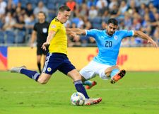 Israel and Scotland to face off in crucial match for chance at Euro Cup spot