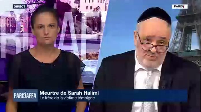 """""""Aucun média français n'a couvert le meurtre de ma soeur Sarah Halimi"""" (Attal)"""