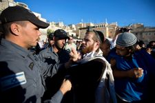 Fresh clashes erupt between Ultra-Orthodox and Reform Jews at Western Wall