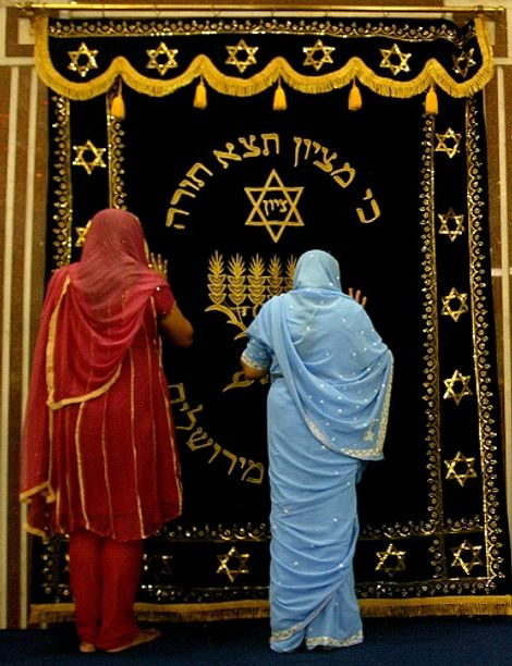 'Shalom, Namaste': Netanyahu visit highlights diversity of India's Jews