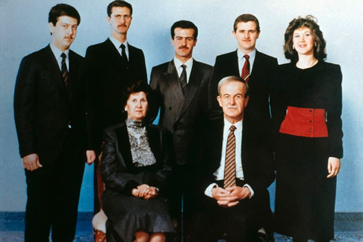 i24NEWS - Syrian president's mother Anissa Assad dies aged 86