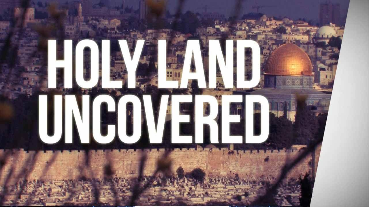 HOLYLAND UNCOVERED | With Tal Heinrich