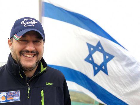 Israël/Palestiniens: Salvini accuse l'UE de biais anti-israélien