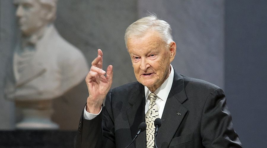 Carter national security adviser Zbigniew Brzezinski dies