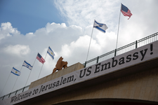 US embassy in Jerusalem to cost nearly 100 times Trump's $400,000 estimate