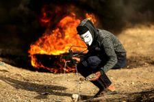Manifestations à la frontière entre Israël et la bande de Gaza