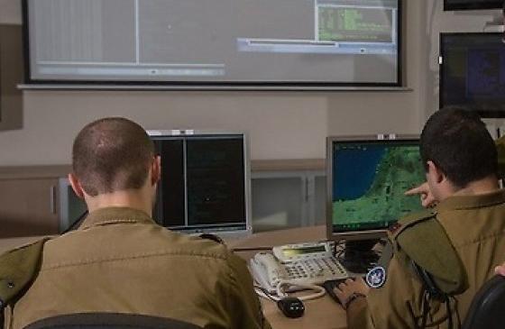 وحدة السايبر لدى الجيش الاسرائيلي