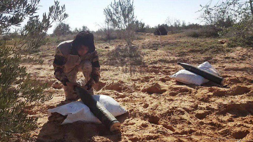Egypte: l'EI dans le Sinaï revendique les tirs de roquettes sur Israël