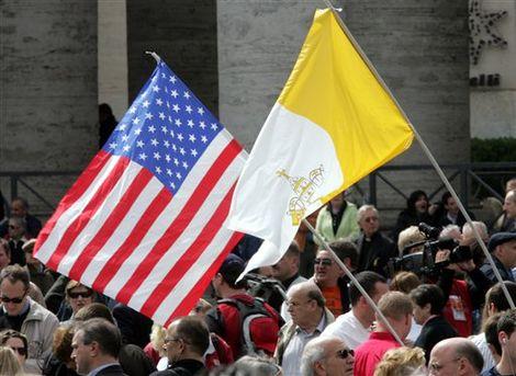 الفاتيكان والولايات المتحدة