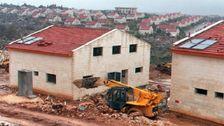 بناء وحدات جديدة في المستوطنات