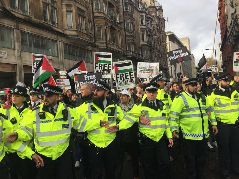 May reçoit Netanyahu pour le centenaire de la déclaration Balfour — Royaume-Uni