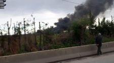 تحطم طائرة عسكرية جزائرية ومصرع أكثر من 250 شخصا