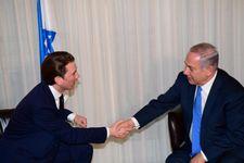 Austria's Kurz promises pro-Israel stance at the UN