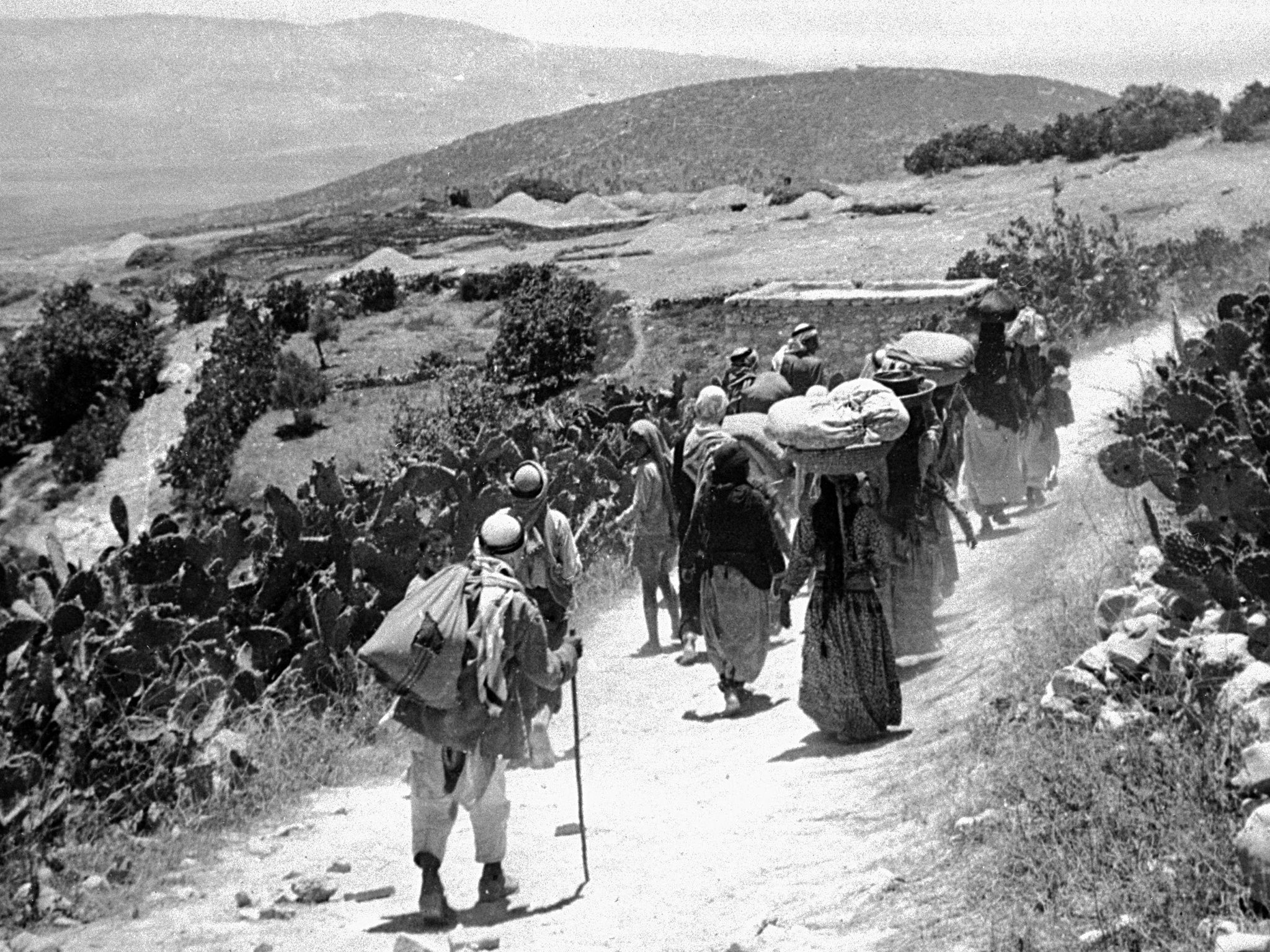 I24news Palestinians Lament 70 Years Since Un Partition