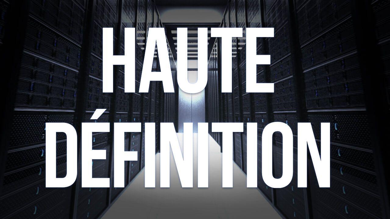 Haute Définition | Avec Sarah Gaudron