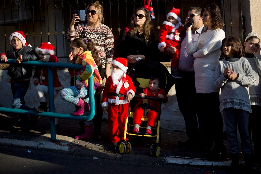 Nazareth cancels some Christmas festivities over Trump recognising Jerusalem as Israel's capital