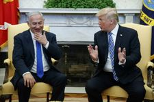 Trump to Israel: 'We have no better friends anywhere'