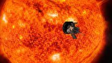 NASA blasts off historic probe to 'touch Sun'