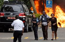 Six dead in attack on Nairobi hotel complex claimed by al-Shabaab