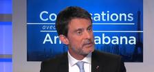 """L'ancien Premier ministre français Manuel Valls le 17.04.2018 dans """"Conversations avec Anna Cabana"""""""