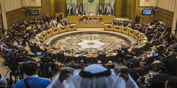 Conseil de la Ligue arabe des ministres des affaires étrangères