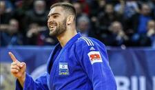 Israël termine la compétition avec 1 médaille d'or et 3 médailles de bronze