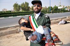 Iran claims US, Israel responsible for military parade attack killing 29