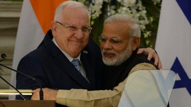 Israël va voter des mesures visant à renforcer ses liens avec l'Inde