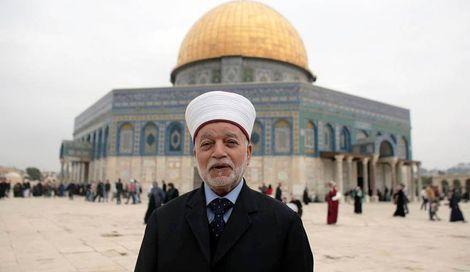 الشيخ محمد حسين مفتي القدس والديار الفلسطينية