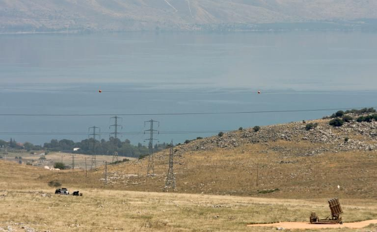 Sea of Galilee water level lowest in century: official