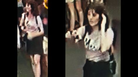 Police released these images of Aiia Maasarwe, taken on the night she was killed near Melbourne, Australia on 16 January, 2019.