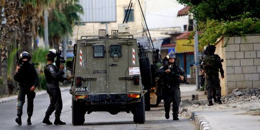 IOF Kills Two Palestinians in Jenin