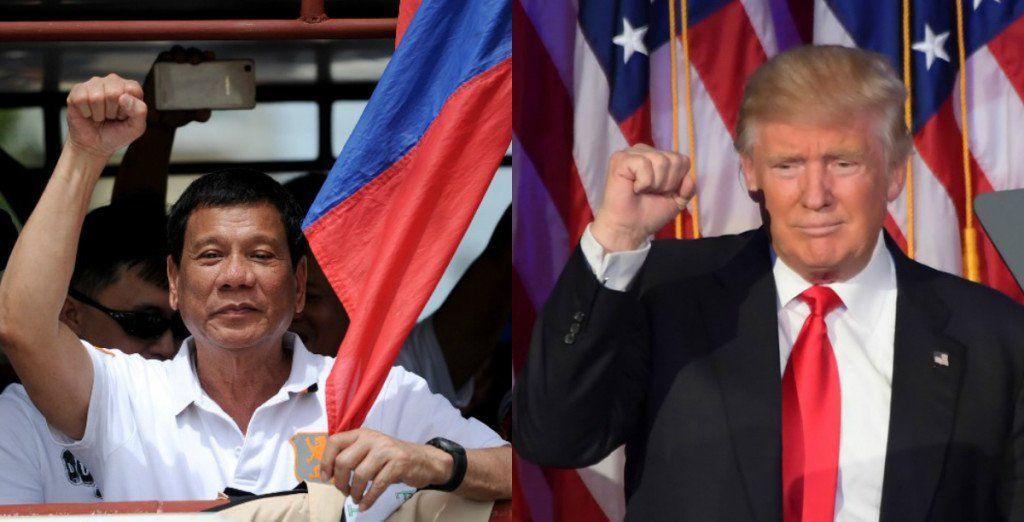 Trump invites Philippines' Duterte to White House