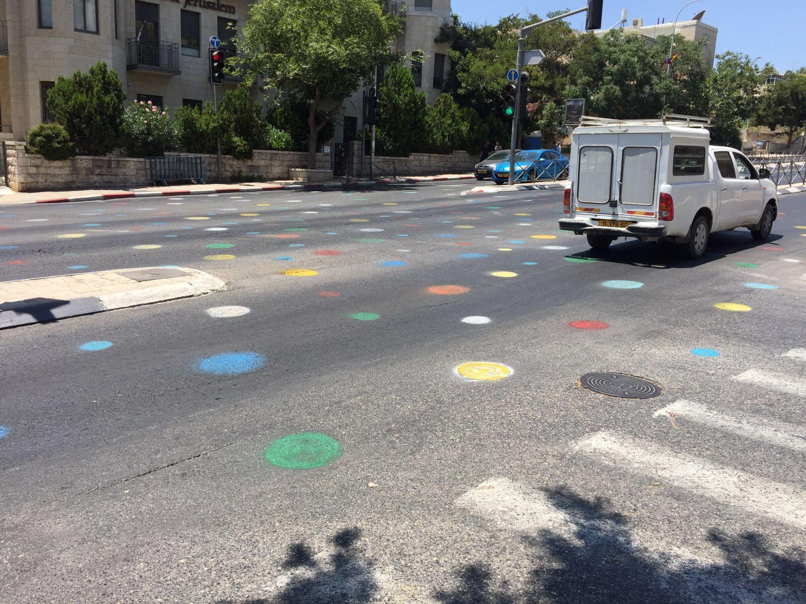 """Jérusalem accueille une Gay Pride avec pour thème """"LGBTQ et religion"""""""
