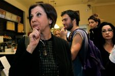 Israel's left-wing set for overhaul as Meretz heads drop from leadership race