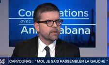 """""""Je suis libre car moi je ne dois rien à personne"""" (Luc Carvounas député PS)"""