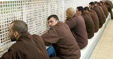 Prisonniers palestiniens dans une prison israélienne