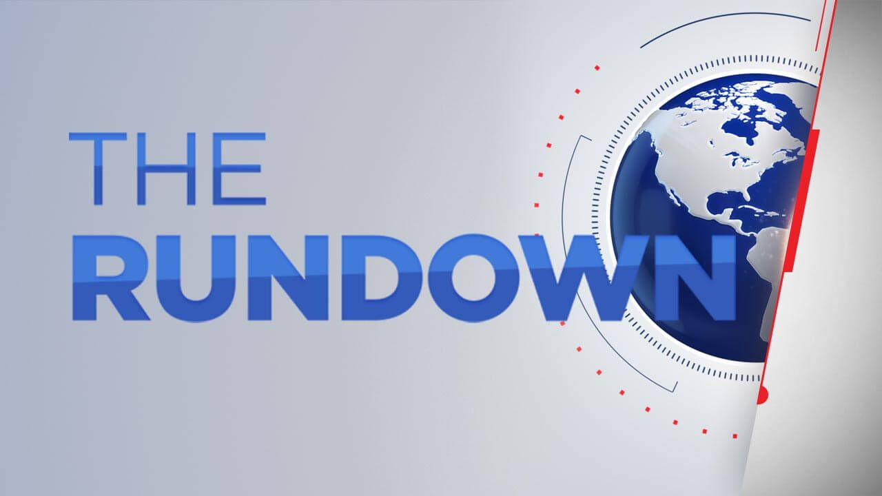 THE RUNDOWN | With Calev Ben-David