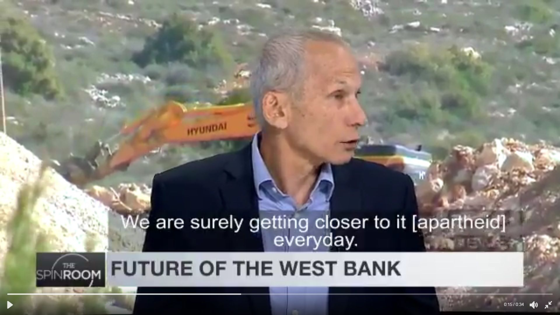 Israeli lawmaker Bar-Lev to i24NEWS: Israel 'closer to apartheid every day'