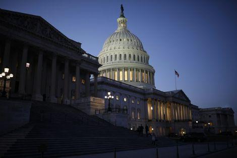مبنى الكونغرس الامريكي