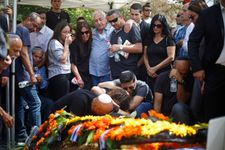 Hundreds attend funeral of Israeli soldier killed in car-ramming attack