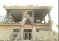 تصعيد: صاروخ أطلق من غزة يصيب منزلا في جنوب اسرائيل