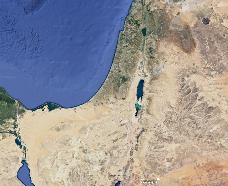 i24NEWS - EXCLUSIVE: Israel could soon be \'unblurred\' on Google Earth