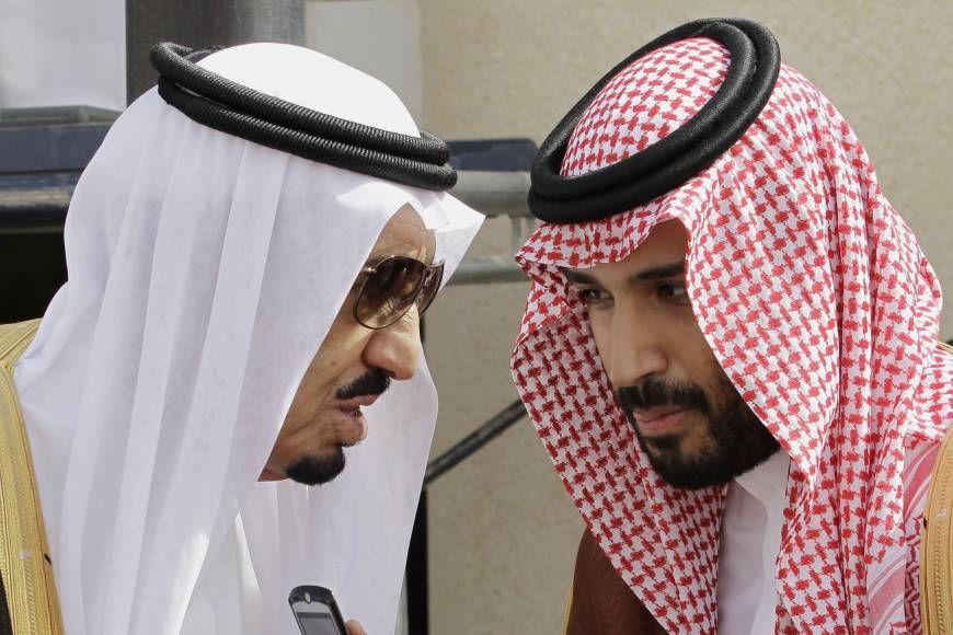 تقرير الملك السعودي سلمان يخطط للتنازل عن العرش لصالح ابنه محمد خلال أسابيع I24news