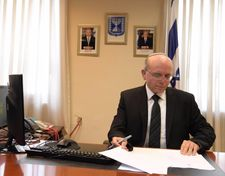 Ex-Shin Bet official approved as Israel's new national security adviser