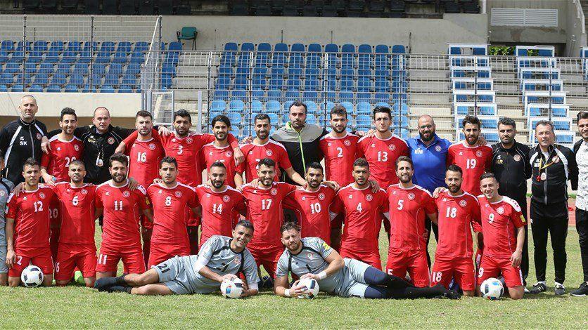 منتخب لبنان لكرة القدم