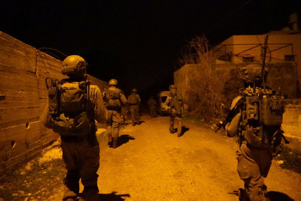 Palestinian Gunman Shot Dead by Israeli Forces During West Bank Raid