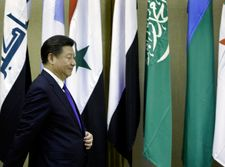 China pledges $15 million in Palestinian aid, billions in loans for Arab states